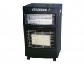 Kingavon 4.2Kw Portable Gas Cabinet Heater with 1Kw Halogen Heater PG151 *Out of Stock*