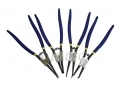 "Professional 4 Piece 13"" Circlip Plier Set PL243 *Out of Stock*"