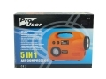 Pro User 12V 5 in 1 Air Compressor 200 psi AC115 *Out of Stock*