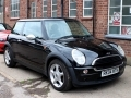 2004 MINI One 1.6 3 Door Hatchback Petrol Manual Black Alloys 90,000 miles FSH RK04WTN