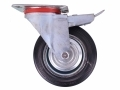 "6"" Swivel and Braked Double Bearing Heavy Duty Castor RM021 *Out of Stock*"
