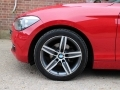 2012 BMW 116i Sport Turbo Petrol 5dr Red Alloys AC NAV Cruise with Brake 52,000 miles FBMWSH RO12KYC *Out of Stock*