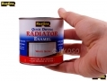 RUSTINS Professional Trade Quality Hardware Quick Dry Radiator Paint Satin 250ml RSRADS250 *Out of Stock*