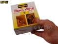 RUSTINS Professional Trade Quality Hardware Steel Wool 1  RSSTEW1