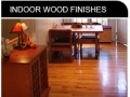 Interior Wood Finishes