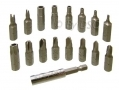 33 bit - 25mm Security Bit Chrome Vanadium Steel SD237 *Out of Stock*