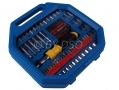 101 Piece Ratchet Screwdriver with Bits & Socket Set in Blow Moulded Case SD262 *Out of Stock*