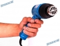 Silverline 2000W Hot Air Gun 2 Heat Settings and Nozzle Assortment SIL127655 *Out of Stock*