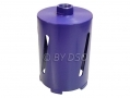 Silverline Trade Quality Diamond Core Drill 107 x 150mm SIL155487 *Out of Stock*