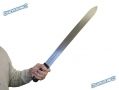 "Long 19"" Machete with Ergonomic Handle SIL245029 *Out of Stock*"