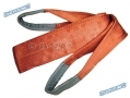 Silverline Heavy Duty 3 Meter 5 Ton Certified Lifting / Cargo Sling Strap SIL250330
