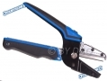 Silverline Multipurpose Spring Loaded Shears PVC Plastic Leather Cable and Rope SIL251108 *Out of Stock*