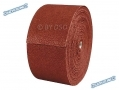 Silverline Trade Quality Aluminium Oxide Sanding Paper Roll 115mm x 50m SIL267362
