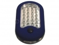 Silverline 27 LED Multi Lamp and Torch with Hook and Magnetic Back SIL464207