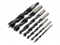 Silverline Trade Quality 7 piece Lip and Spur Drill Bit Set 4-16mm SIL464911