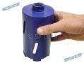 Silverline Trade Quality Diamond Core Drill 91 x 150mm SIL598433