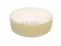 Soft Compound, Polishing and Buffing Sponge White SIL633521