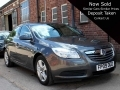 2009 Vauxhall Insignia 5 Door 1.8i 16V Exclusiv Grey AC 1 Owner 12,500 miles FSH FP09OGD *Out of Stock*