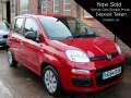 2015 Fiat Panda 5 Door Hatchback 1.2 Pop Bright Red 45,000 miles 1 Owner FSH HG64DXR