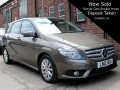 2012 Mercedes B Class B180 CDI BlueEFFICIENCY SE 5dr Auto 23,000 miles Full Merc History LN12OEH
