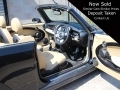 2009 Mini Cooper S Chili Converitble Full Mini Service Black Tuscan Beige Leather SC09MXP *Out of Stock*
