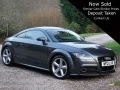 2012 Audi TT 2.0 TDI Quattro S Line 2dr S Tronic Auto I owner 14,700 miles Full Service History WF12LVR *Out of Stock*