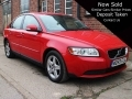 2010 Volvo S40 2.0D S Manual Diesel 4dr Saloon 2 Owners Full History WD59FLE