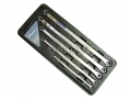 5 Piece Chrome - Molybdenum Extra Long Ring Spanners SP087 *Out of Stock*