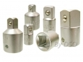 7 Piece Chrome Vanadium Socket Adaptor Set SS203