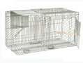DEFENDERS Professional Pet Safe Larsen Cage Trap For Birds  STV079 *Out of Stock*