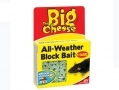 THE BIG CHEESE All-Weather Rat and Mouse Killer Rodenticide 12 Refill Blocks STV119 *Out of Stock*