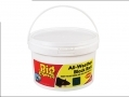 THE BIG CHEESE All-Weather Rat and Mouse Killer Rodenticide 108 Refill Blocks STV123 *OUT OF STOCK*