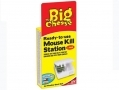THE BIG CHEESE Ready To Use Mouse Kill Station - Twin Pack STV130 *Out of Stock*