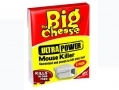 THE BIG CHEESE Ultra Power Mouse Killer Ready to Use BaitBoxes Pack Of Two  STV131 *Out of Stock*