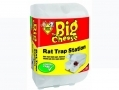 THE BIG CHEESE ReadyTo Use Rat Trap Station Indoor and Outdoor Use  STV136 *Out of Stock*