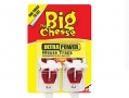 THE BIG CHEESE Ultra Power Mouse Traps - Twin Pack  STV148 *Out of Stock*