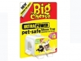 THE BIG CHEESE Ultra Power Enclosed Pet And Child Safe Pre Baited Mouse Trap STV151 *Out of Stock*