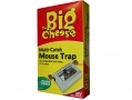 THE BIG CHEESE Multi-Catch Mouse Trap Self Setting For Multiple Catch Large  STV177 *Out of Stock*