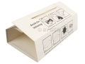 THE BIG CHEESE Mouse Glue Traps Super Strong 1 Sheet STV190