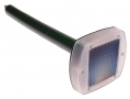 Solar Powered Sonic Mole Spike Repeller STV757 *OUT OF STOCK*