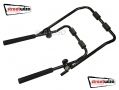 Streetwize Universal Adjustable Twin Bicycle Bike Carrier SWCC2