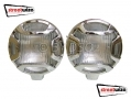 "Streetwize 12V 5.5"" Halogen Round Driving Lamps SWDL1"