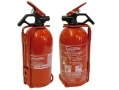 1KG Dry Powder fire extinguisher CE TUV Approved SWFEBC *Out of Stock*