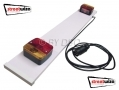 Streetwize 3ft Trailer Board with 3m Cable SWTT100