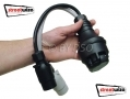 Streetwise 13 Pin to 7 Pin Conversion Lead For Caravan Towing Connection SWTT45 *Out of Stock*