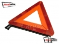 High Visibility Warning Triangle Emergency Use SWWT500