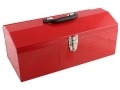 Quality 430 mm Portable Metal Red Tool Box TB010 *Out of Stock*