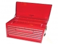 Trade Quality 12 Drawer Top Box Toolbox with Roller Bearings TB062 *Out of Stock*