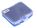 Small 8 Compartment Professional Organiser in Blue TB089 *Out of Stock*