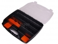 480mm compartment Professional Organiser with 18 Spacers TB092